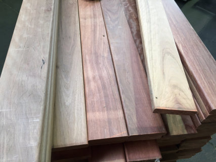 Spotted Gum and Ironbark Decking Shorts